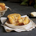 Spoon Bread Corn Muffins Recipe