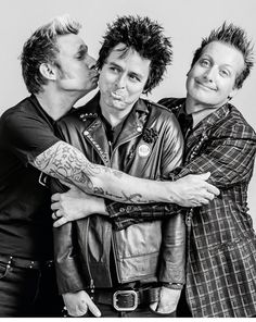 Green Day - An interview without words