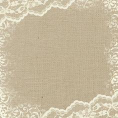 burlap lace background - Buscar con Google