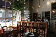 The Little Owl, West Village Restaurant Design, Restaurant Bar, New York City Eats, York Restaurants, Little Owl, Space Place, Greenwich Village, West Village, Places
