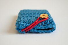 Iphone 5 case crochet pattern