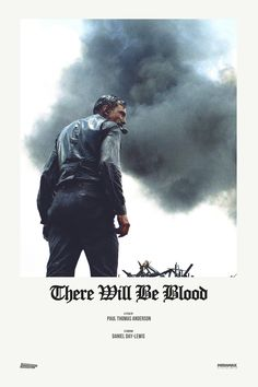 There Will Be Blood alternative movie poster