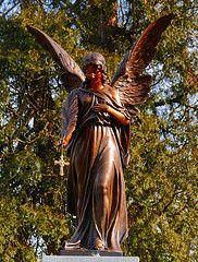 Lexington Cemetery Angel
