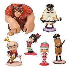 $20.54Amazon.com: Disney Wreck-it Ralph Sugar Rush Figurine Playset - 6 Figures: Toys & Games