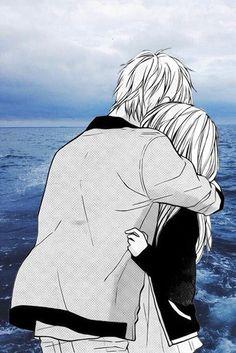 Anime ×Collage ×Shoujo ×Manga Couple