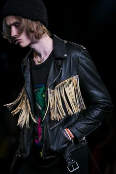 Saint Laurent Spring 2016