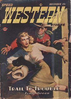 Speed Western, December 1946
