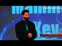 Jonathon Cahn and   The Mammon Key June 2015