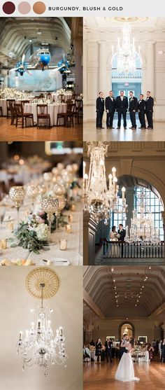 Get the scoop on ten Michigan winter wedding venues as you style your own wedding in the snow, including Detroit, East Lansing, West Bloomfield, Plymouth and other areas. Whether you're imagining rustic, cityscapes or indoor floral photo ideas, these venues make for beautiful winter receptions. Each venue includes recommended wedding colors. These photos are from a winter wedding at the Henry Ford Museum in Dearborn, Michigan.