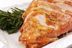 Η απόλυτη συνταγή! Φιλέτο στήθος γαλοπούλας με σάλτσα βερίκοκο!