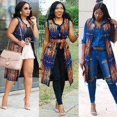 The perfect weekend coat - 💙FUNMI💙 Shop on www.flairbyashi.com #flairbyashi #chicamastyle #doopie #ironyofashi #ankara #ashoebi #bellanaija #OOTD #dress #blackwoman