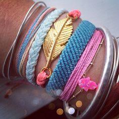 Yoga Girl Bracelets