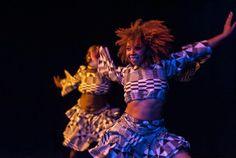 Ballet Nimba's show BagaTai