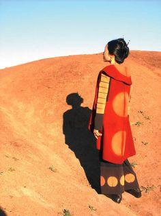 Ocelot Tibetan plateau collection Manchurian Princess http://www.ocelotclothing.com