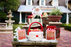 Christmas Photo Shoot! Meet our Kissing Santa, hot chocolate, cookies & marshmallows Family!