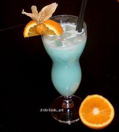 Blue Hawaiian Colada - przepis na drink