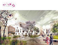Openbare Ruimte Buiksloterham - Amsterdam - DELVA Landscape Architects