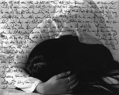 "SHIRIN NESHAT: Women of Allah ""Although the Farsi words written on the works' surfaces may seem like a decorative device,"" Neshat writes, ""..."