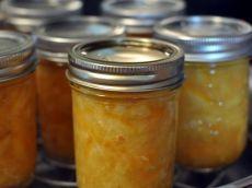 Как приготовить апельсиновый джем - рецепт, ингридиенты и фотографии