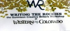 """2012 """"Writing the Rockies"""" conference"""