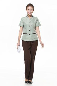 2016 New Design Custom Restaurant Hotel Cleaner Uniform Waiter waitress uniforms Waiter Uniform, Maid Uniform, Hotel Uniform, Office Uniform, Cleaning Uniform, Beauty Uniforms, Housekeeping Uniform, Restaurant Uniforms, Work Uniforms