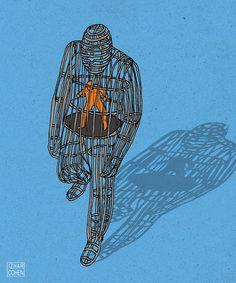 Self incarceration