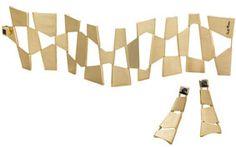 HStern's interpretation of Burle Marx's jewellery design drawings