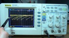 Como usar osciloscópio - curso em vídeo aula - parte 1