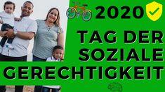 ❤️ Tag der sozialen Gerechtigkeit 2020 💢 - Männlichkeit stärken - Neande...
