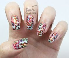 Hawaiian Floral Design & Bundle Monster Polynesia Stamping Plates Review