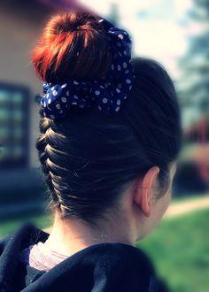 Impletituri <3 Undercut, Hair Ideas, Hair Beauty, Hairstyle, Lifestyle, Fashion, Hair Job, Moda, Hair Style
