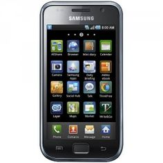 My first Android phone