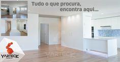 Em Alcochete, com Lisboa e o Rio como paisagem. A sua nova casa é assim! Venha conhecer o novo andar modelo. Contacte-nos pelo 913 806 416 ou saiba mais em www.yarteck.pt