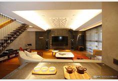 動與靜之間_日式禪風設計個案—100裝潢網 Conference Room, Table, Furniture, Home Decor, Decoration Home, Room Decor, Tables, Home Furnishings, Home Interior Design