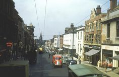 Wolverhampton 1950's: Mom grew up near here in Wednesfield, West Midlands, UK.