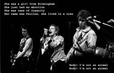 Sex Pistols - Bodies Lyrics - YouTube
