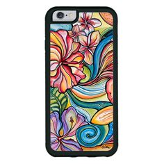 """""""Tropic"""" phone cases available in iPhone 6,6s,6plus"""