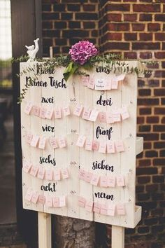 Laurien Brinkert You are in the right place about wedding planning checklist Here we offer you the m Wedding Paper, Wedding Table, Diy Wedding, Wedding Flowers, Wedding Day, Coffee Wedding Favors, Wedding Toasts, Wedding Planning Checklist, Wedding Invitation Cards