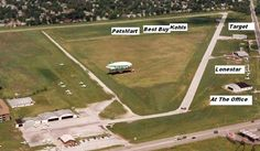 For all you young pups, this was 1987 at Cicero Ave & Rt. 83 in Crestwood. It was Howell Airport. added where the stores are now.