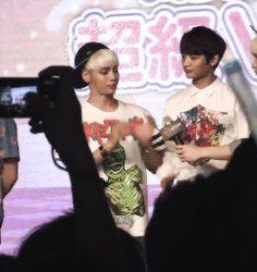 SHINee Jonghyun and Minho