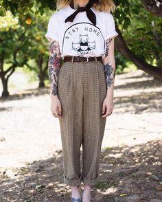 Pants and photo