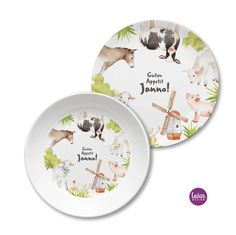 Plates, Etsy, Tableware, Personalized Gifts, Names, Foods, Licence Plates, Dishes, Dinnerware