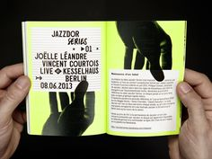 Jazzdor 2014