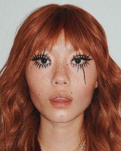 Makeup Inspo, Makeup Art, Makeup Inspiration, Hair Makeup, Makeup Ideas, 80s Makeup, Scary Makeup, Clown Makeup, Simple Witch Makeup