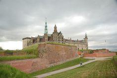 Kronborg Castle, Denmark by caspermoller, via Flickr