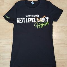 Next level vegan womens teeshirt