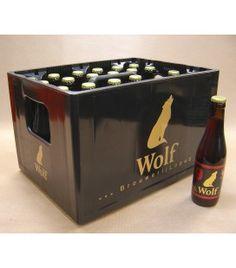 Lupus Wolf 9 full crate 24 x 33 cl