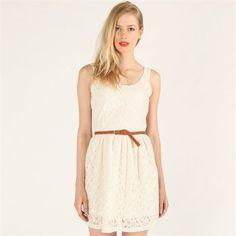 Pimkie.fr : La robe en dentelle est devenue aussi essentielle que la petite robe noire.