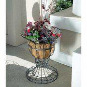Austram Round Metal Diana Planter Urn