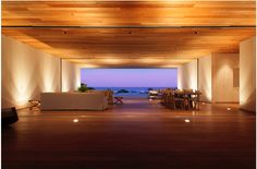 """It is all about the view Chad Oppenheim's """"House on a Dune,"""" on Harbour Island, Bahamas Dune, Harbor Island, City Office, Bahamas Island, Spa Day At Home, Interior Design Magazine, Hotel Spa, Minimalist Home, Nice View"""